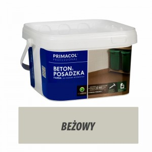 Floor and Concrete Paint - 2,5l beżowy
