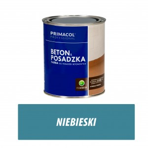 Floor and Concrete Paint - 0,75l niebieski