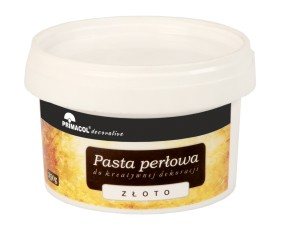 Pearl Paste - GOLD 250 g