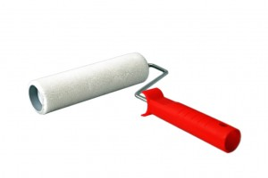 Special Roller to Japanese Plaster