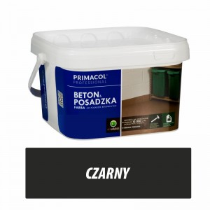Floor and Concrete Paint - 5l czarny