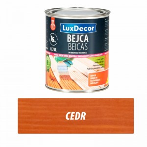 Luxdecor Bejca do drewna cedr 750 ml