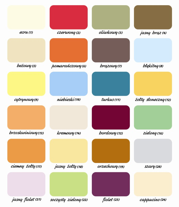 Trendy Colors paint trendy colors żółty słoneczny 5 l sklepdecor